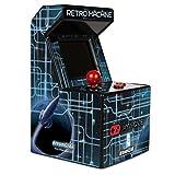Meine Spielhalle DGUN-2577tragbares Mini-Spielgehäuse im Retrostil, 8 Bit