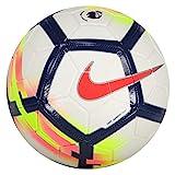Nike Premier League Strike Fußball, White Deep Royal/Crimson, 5