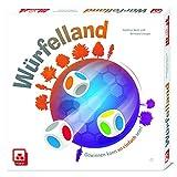 Nürnberger Spielkarten NSV - 4058 - WÜRFELLAND - Würfelspiel