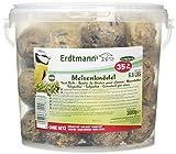 Erdtmanns 35 Meisenknödel ohne Netz im Eimer, 1er Pack (1 x 3 kg)