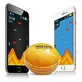 TOOGOO Handy Fischfinder Wireless Sonar Fish Finder Tiefe Sea Lake Fish erkennen iOS Android App Findfish Smart Sonar Echolot