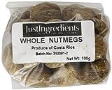 JustIngredients Essential Muskatnuss, Nutmeg, 1er Pack (1 x 100 g)
