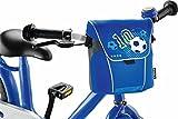 Puky LT 2 Lenkertasche für Roller und Fahrrad blau