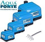 Aquaforte Hi-Flow Luftpumpe V-60, 57 l/min (bei 1,2 m), sehr leise, 35 W