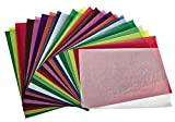 Ursus Transparentpapier, farbig sortiert