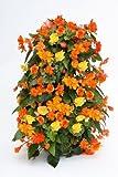 Flower Tower, Blumenturm, Pflanzenturm, Blumensäule 85 cm hoch
