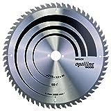Bosch Pro Kreissägeblatt Optiline Wood zum Sägen in Holz für Tischkreissägen (Ø 315 mm)