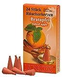Unbekannt Sigro Knox Brenner Bratapfel Räucherkegel, rot, 30x 30x 30cm