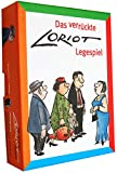 Legespiel / Gedächtnisspiel 13 x 9,5 x 3 cm • 40050 ''Das verrückte Loriot-Legespiel'' von Inkognito • Künstler: INKOGNITO  Loriot • Games • noch • mehr • Spiele