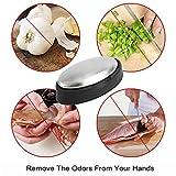 Zhiyi Anti-Geruchseife Seifen, Edelstahl Geruch Entferner Küche-Werkzeug