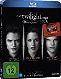 Die Twilight Saga 1-3 - Was bis(s)her geschah... (inkl. Sammelkarte) [Blu-ray] [Limited Edition]