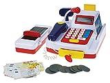 Happy People 45052 - Haushaltsspielzeug Kasse mit Rechner-Funktion
