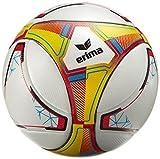 erima Ball Hybrid Futsal JNR 350, weiß/rot, 4, 719630