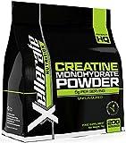 Kreatin Monohydrat Pulver   1kg = 200 Portionen = 7 Monate Ration   Creatine Monohydrat Pulver, Hoch qualitatives, pures und geschmacksneutrales Sport-Pulver   Vegan