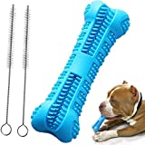 Walant Hundezahnbürste,Hunde Zahnpflege Hundespielzeug Kauspielzeug,Naturkautschuk 360 Grad Tiefenreinigung,Hundezahnbürste Stick effektive Zahnreinigung für kleine, mittelgroße Hunde Haustiere