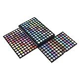 AugenSchatte nVerfassungs Paletten, DISINO 252 Farben Augenschminke Paletten Augen Schatten Verfassungs Installationssatz stellte Make Up Professional Box