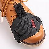 Demiawaking Motorrad Gangschaltung Schuh Stiefel Schutz Umschalt Socken Stiefel Abdeckung