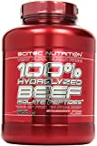 Scitec Nutrition Beef Isolat Peptides Erdbeer-Sahne, 1er Pack (1 x 1.8 kg)