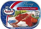 Appel Heringsfilets in Tomaten-Creme, 200 g