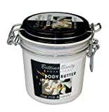 Bettina Barty 1222 Botanical Body Butter Rice Milk & Vanilla, 400ml