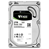 Seagate Exos Nearline Enterprise Hard Drive, 2 TB E-Class