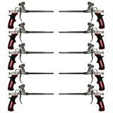 PU Schaumpistole 10 Stück Pistole für Pistolenschaum Bauschaumpistole Montageschaumpistole