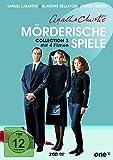 Agatha Christie: Mörderische Spiele - Collection 3 [2 DVDs]