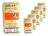 Farmer - 5mm breite Asia Nudeln - 5er Pack (5 x 400g) - Thai Reisnudeln