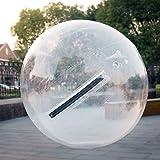 FlowerW 2M Durchmesser Aufblasbarer Stoßkugel Blasen Fußball sprengen Spielzeug Stoßblasenkugeln