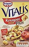 Dr. Oetker Vitalis Knusper Plus Multi-Frucht, 7er Pack (7 x 450 g)