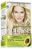 Garnier Nutrisse Creme Coloration Toffee Mittelblond 70, Färbung für Haare, 1 Stück