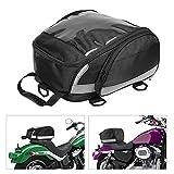 Lin XH Motorrad-Hecktasche Hecktasche Motorrad Hecktasche Motorradgepäck Tasche Hinterradgepäckträger