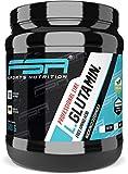 L-Glutamin Pulver 500 g, ultrafeines und reines Aminosäuren Pulver in freier Form - von der Profisport-Marke FSA Nutrition, Hergestellt in Deutschland