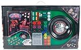 Simba 106152274 - Las Vegas Set 5 in 1, Casino Spielset, 72x41 cm, inklusive Zubehör