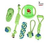 Cutepet Pet Kauen Seil Spielzeug Hundespielzeug Set Hundeseil Spielzeug Interaktives Kauspielzeug Intelligenzspielzeug Für Große Und Kleine Hunde,A