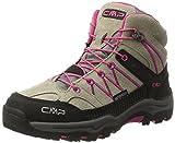 CMP Campagnolo Unisex-Kinder Rigel Trekking-& Wanderstiefel, Beige (Corda), 34 EU