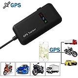 Likorlove Auto GPS Tracker, Fahrzeug Tracker Echtzeit GPRS/GSM-Überwachungssystem GPS Locator, Anti-GPS-Ortungsgerät für Autos Motorrad Truck Tracker mit kostenloser APP für Smartphone