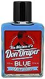 Don Draper After Shave Blue, 1er Pack (1 x 100 ml)
