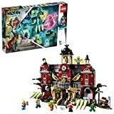 LEGO 70425 Hidden Side Newbury's spukende Schule Kinderspielzeug, Augmented Reality Funktionen
