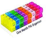 Aidapt Pillenspender VM931AC, für einen Monat
