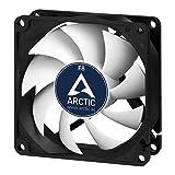 ARCTIC F8 - 80 mm Standard Gehäuselüfter| Extrem leiser Lüfter | Case Fan mit Standardgehäuse | Push- oder Pull Konfiguration möglich