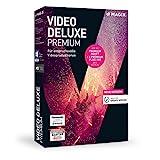 MAGIX Video deluxe - 2018 Premium - Professionelle Videobearbeitung für Windows