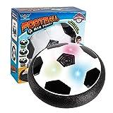 Air Power Fußball TGY der super Hover Ball mit LED Beleuchtung Kinder Haustier Jungen und Mädchen Indoor Outdoor Hover Ballspiel