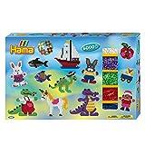 Hama 3028 - Geschenkpackung Allround, ca. 6000 Bügelperlen und 3 Stiftplatten