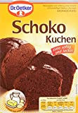 Dr. Oetker Schoko Kuchen, 8er Pack (8 x 485 g)