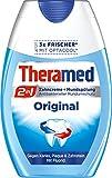 Theramed Zahncreme 2in1 Original, 4er Pack (4 x 75 ml)