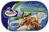 Appel Heringsfilets, zarte Fisch-Filets Sweet-Chili, MSC zertifiziert, 10er Pack (10 x 200 g)