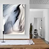 HY&GG Wohnzimmer Dekoration Malerei, Wohnzimmer, Große Dekorative Malerei, Wandmalerei, Gemälde Öl Gemälde, 110 X 150 Cm