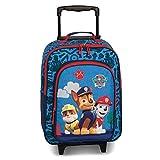 Nickelodeon Soft Trolley 42 Cm 2 Wheels Paw Patrol Blauw, M, Dunkelblau
