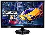 Asus VS248HR 61 cm (24 Zoll) Monitor (VGA, DVI, HDMI, 1ms Reaktionszeit) schwarz